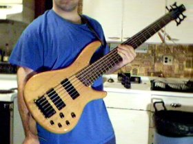 my 6 string ibanez