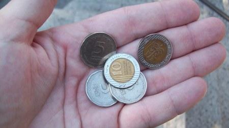 Israeli New Shekels