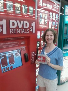 redbox rental return